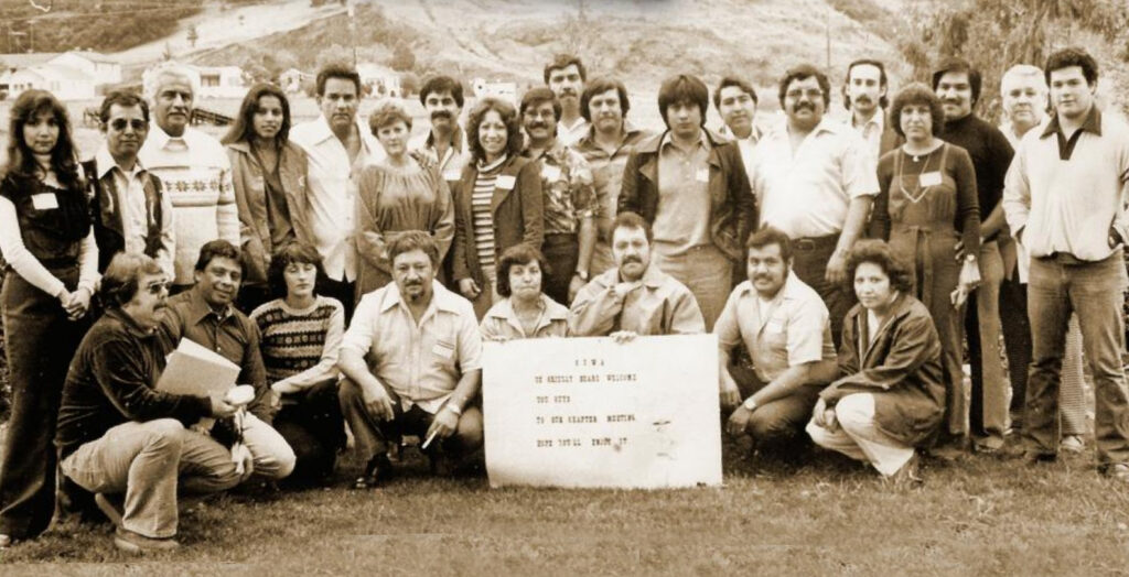 CCWA Founder Members